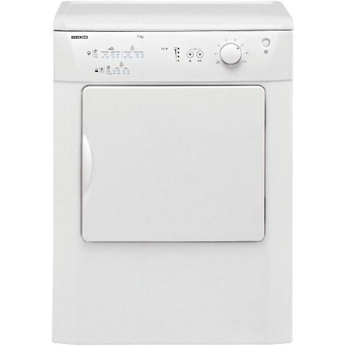 BEKO 7KG Vented Tumble Dryer – White