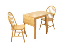 Honeymoon  – Dropleaf Dining Set Spindleback