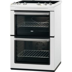 Zanussi 60cm Electric Cooker – White