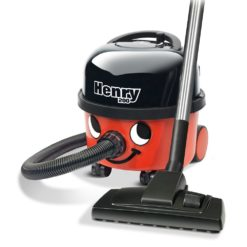 Henry Cylinder Vacuum Cleaner – Red