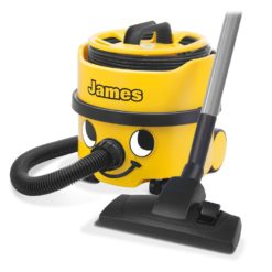 James Cylinder Vacuum Cleaner – Yellow
