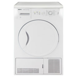 Beko 8kg Condensor Dryer – White