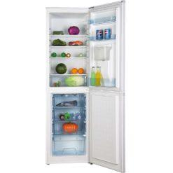 Candy 55cm Fridge Freezer – White