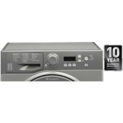 Hotpoint 8kg Washing Machine – Silver