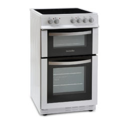 Montpellier 50cm Electric Cooker – White