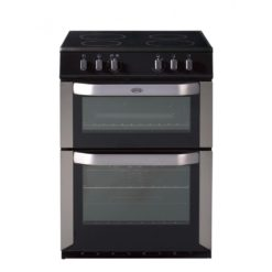 Belling 60cm Electric Cooker – S/Steel