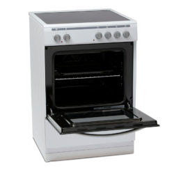 Montpellier 60cm Electric Cooker – White