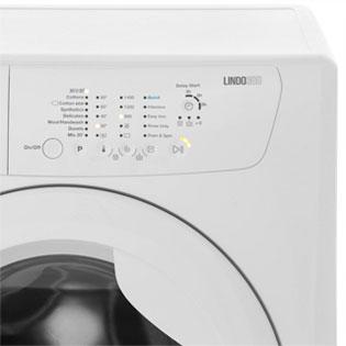 Zanussi 8kg Washing Machine – White