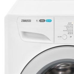 Zanussi 9kg Washing Machine – White