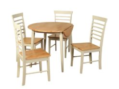 Meridian Table and Chairs