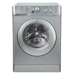 Indesit 6kg Washing Machine – Silver