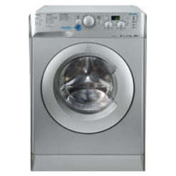 Indesit 7kg Washing Machine – Silver