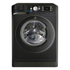 Indesit 9kg Washing Machine – Black