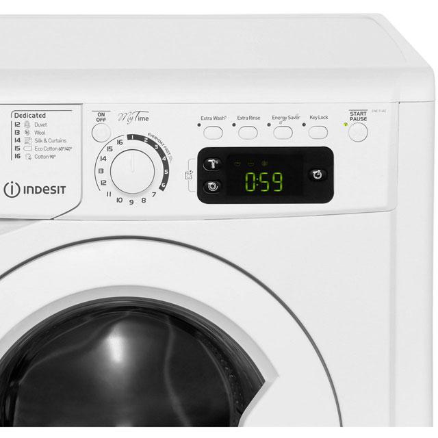Indesit 9kg Washing Machine White Rent2buy