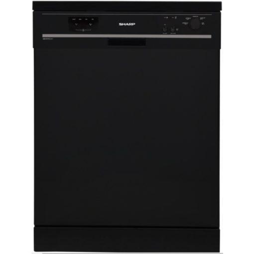 Sharp 60cm Dishwasher – Black