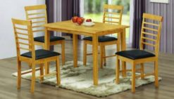 Hanover Light – Dining Set 6* Chair