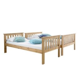 Wooden Tripple Sleeper Bunk