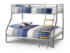 Metal Tripple Sleeper Bunk