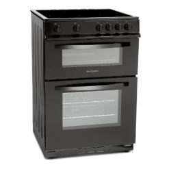 Montpellier 60cm Electric Cooker – Black