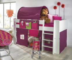 Kids Mid Sleeper Purple