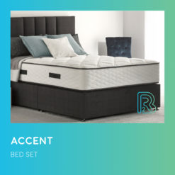 Accent King Bed Set