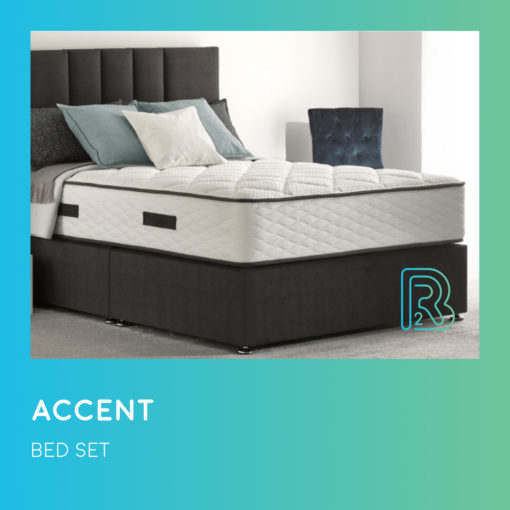 Accent Double Bed Set