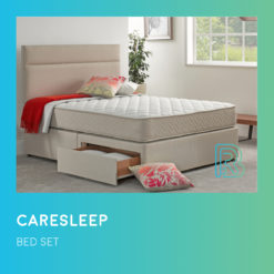 Caresleep Double Bed Set