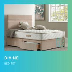 Divine Kingsize Bed Set
