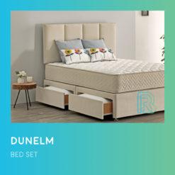 Dunelm Double Bed Set
