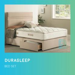 Dura Kingsize Bed Set