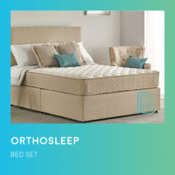 Ortho Kingsize Bed Set
