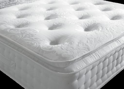 Nevez Denim Kingsize Bed Set