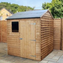 6ft x 6ft Overlap Reverse Shed