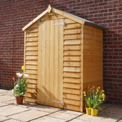 3ft x 5ft Overlap Shed