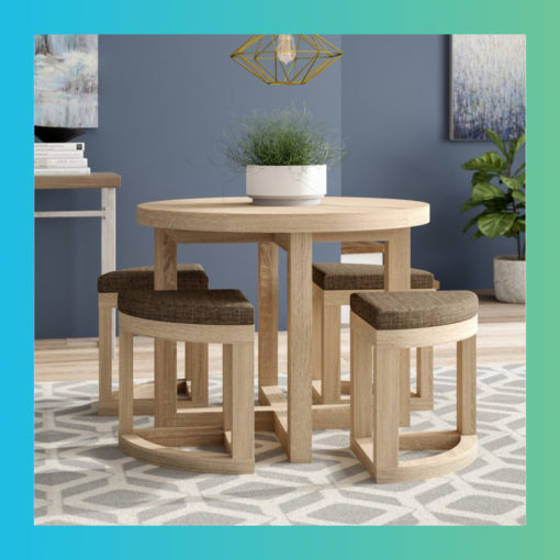 Albany Space Saving Dining Set
