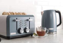 Slate Kettle & Toaster
