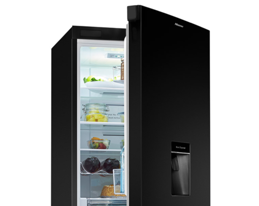 Hisense F/Freezer Drink Dispenser Black