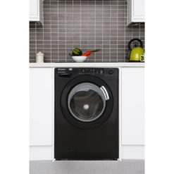 Candy 8kg Washing Machine – Black