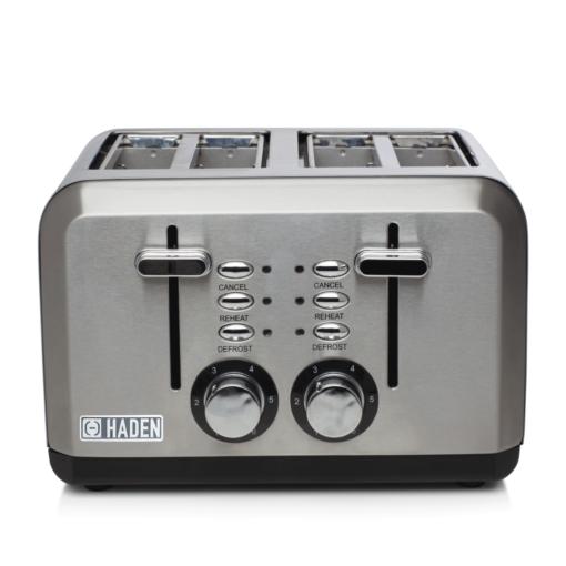 S/Steel Kettle & Toaster