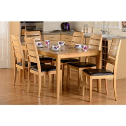 KEITH 1+6 DINING SET