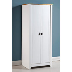 BOLOW 2 DOOR WARDROBE