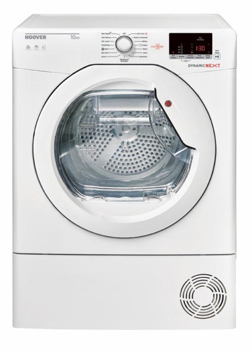 Hoover 10kg Condenser Dryer – White