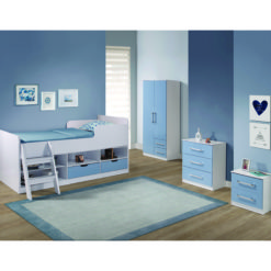 Daisy Bedroom Set – Blue