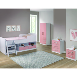 Daisy Bedroom Set – Pink