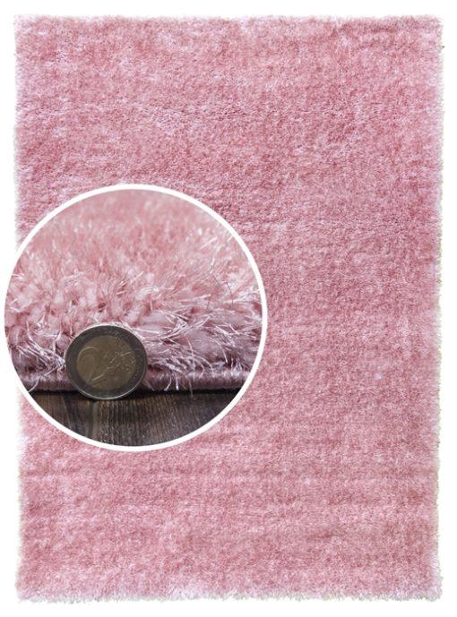 Plush Blush Pink 8×5