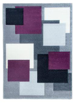 Squares Purple