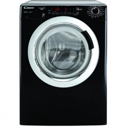 Candy 10kg Washing Machine – Black